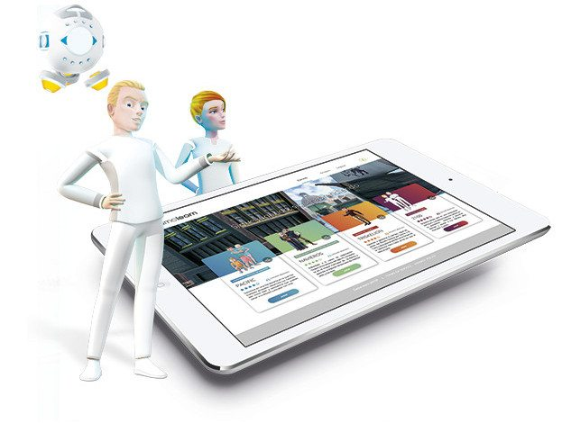 game-based learning platform for corporate training