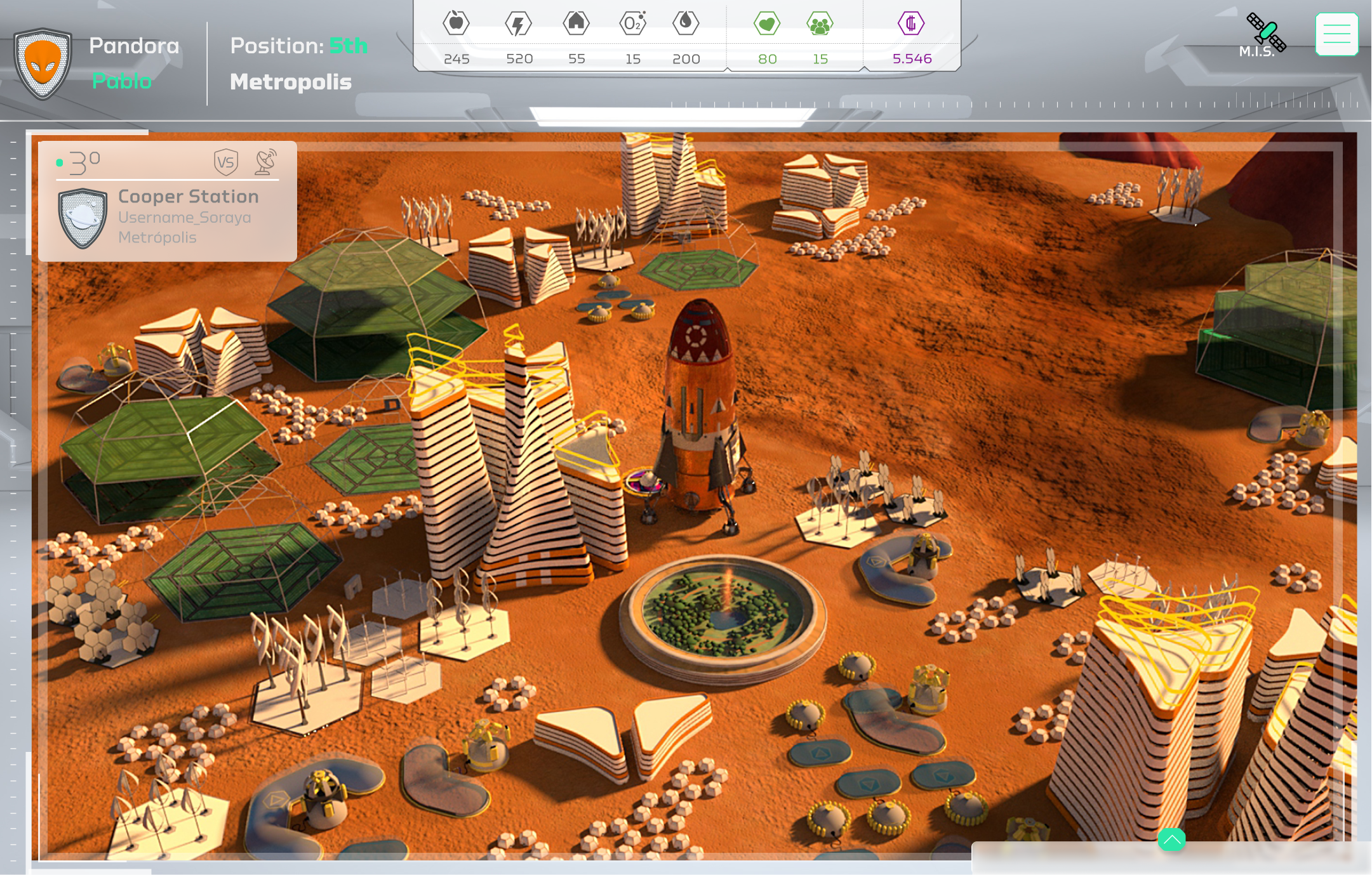 Serious Game screenshot