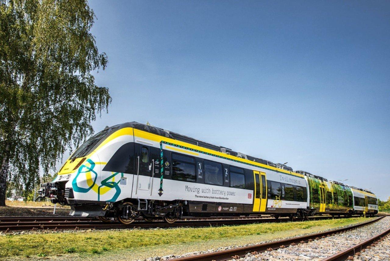 Train Bombardier