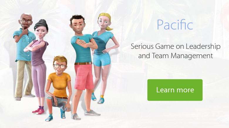 Pacific serious game